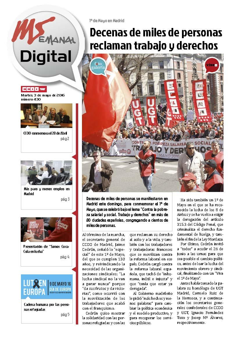 Madrid Sindical