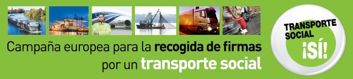 Transporte Social Europeo